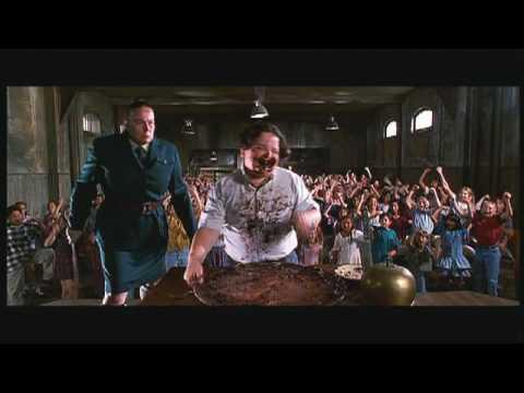 Matilda Scene Chocolate Cake